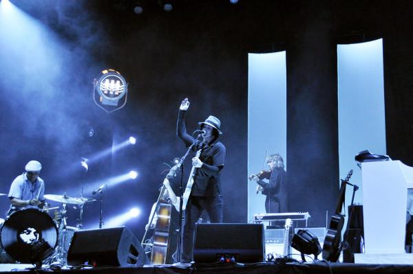 Jack White, Hangout Music Festival (courtesy Josh Rhinehart)