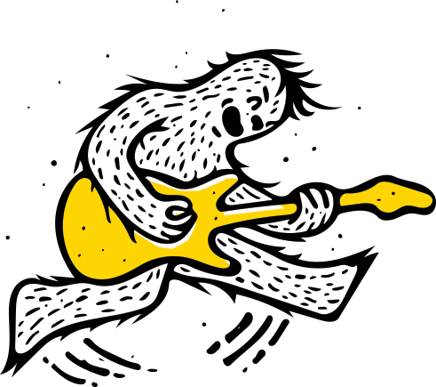 tensixtyfive party animal logo