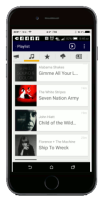 ZEW App - See Songs as they play on the radio and rate