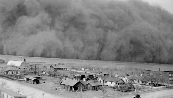 Dustbowl - Library of Congress