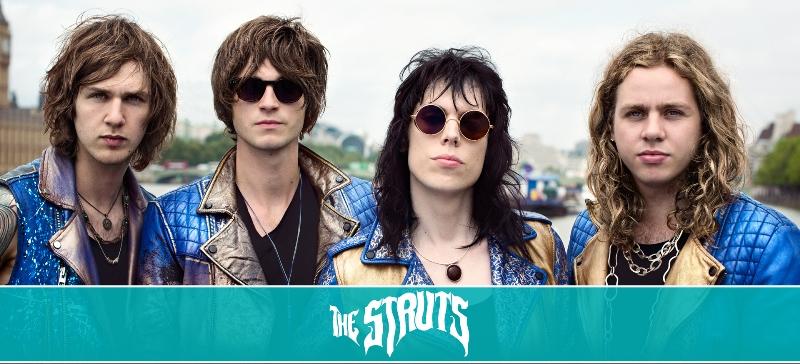 The Struts bandpic