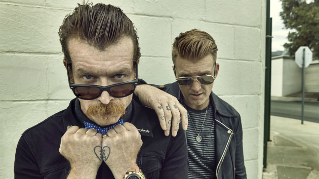 Eagles of Death Metal (Credit: Chapman Baehler)