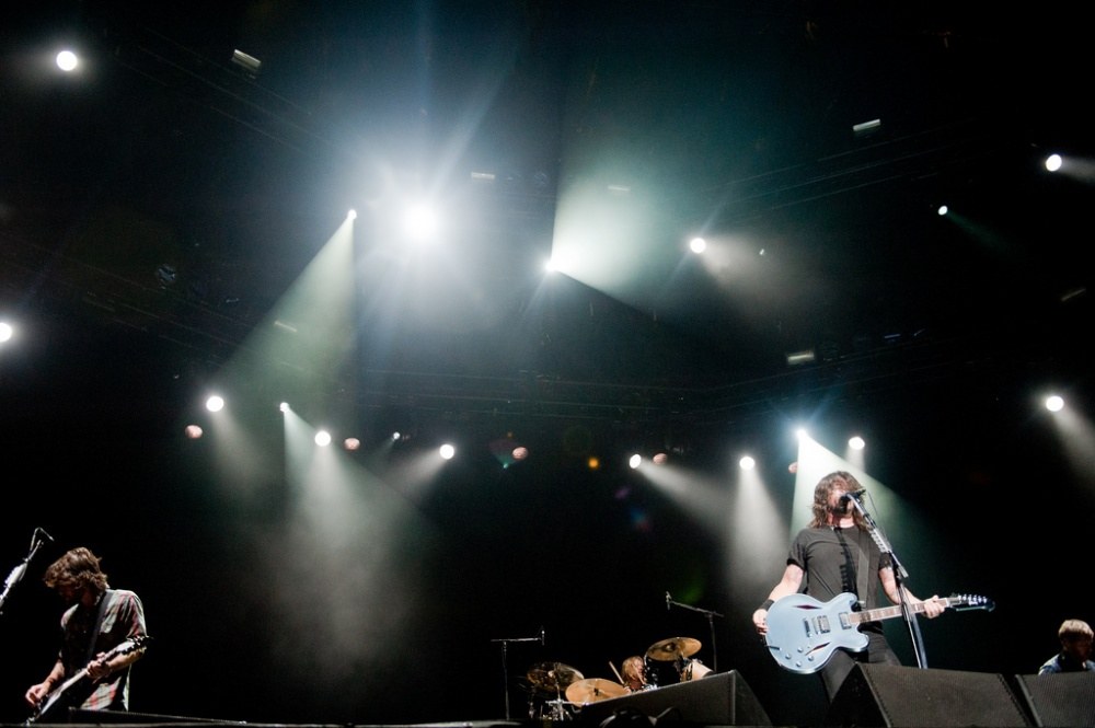 Foo Fighters, Hangout Festival 2011