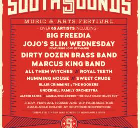 Southsounds 2017