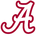Alabama Crimson Tide A Logo