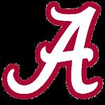 Alabama Crimson Tide A Logo