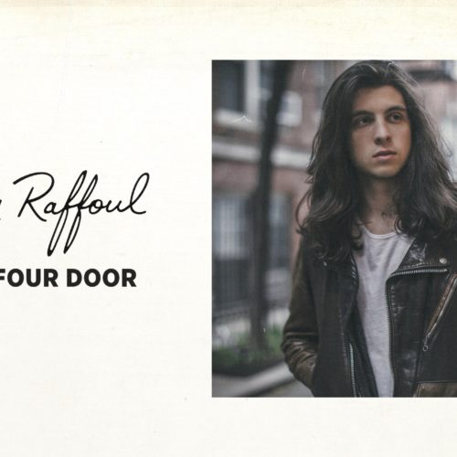Billy Raffoul Dark Four Door