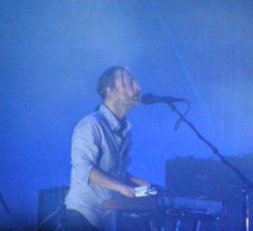 Thom Yorke, Radiohead - Bonnaroo (LA Camp)