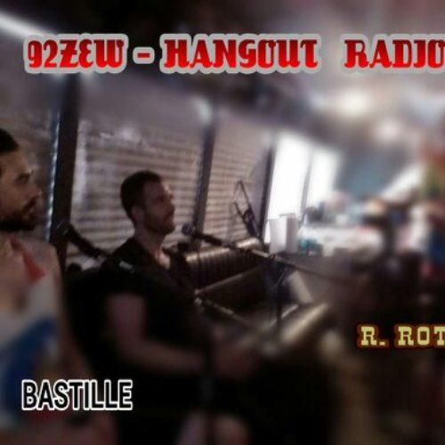 Bastille Interview Hangout Festival 2014