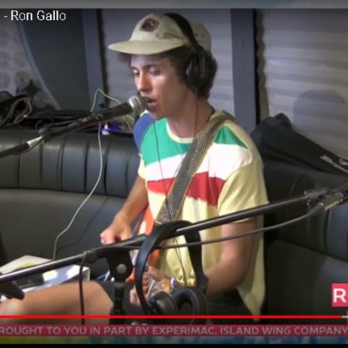 Ron Gallow Interview Hangout Festival 2018