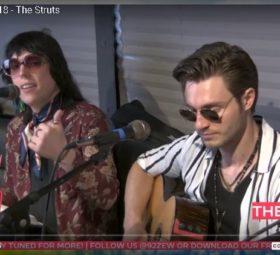 Struts Interview Hangout Festival 2018