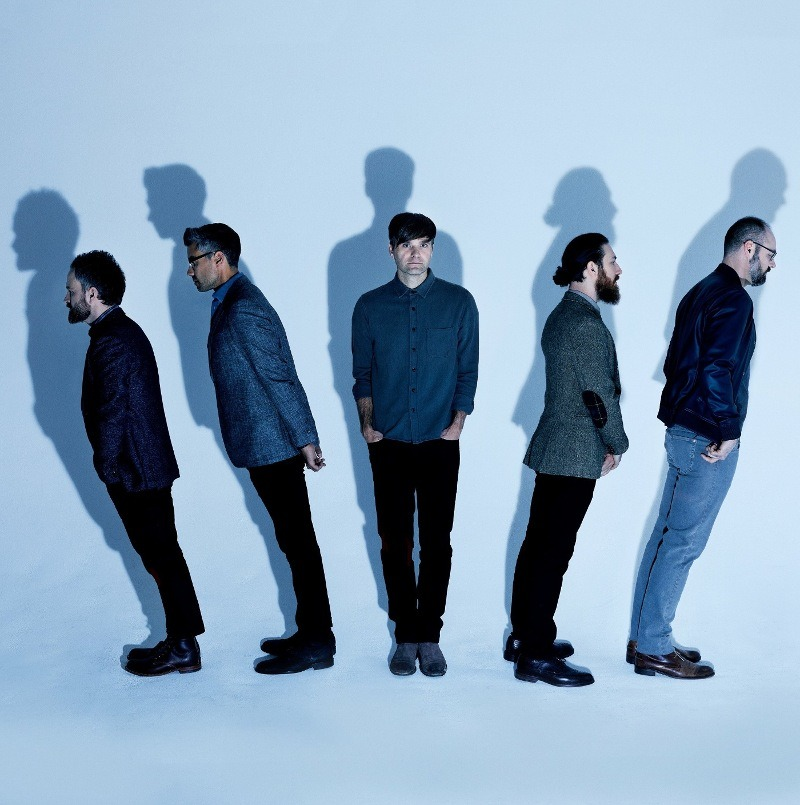 Death Cab for Cutie 2018