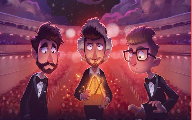 AJR – 'Burn the House Down' Lyrics – 92ZEW