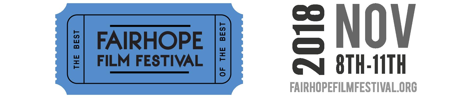 Fairhope Film Festival 2018